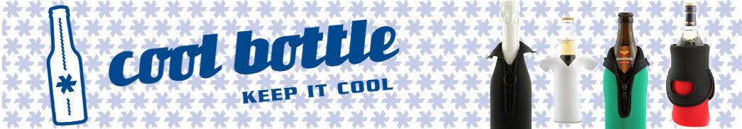 coolbottle.at Flaschenkühler Neopren